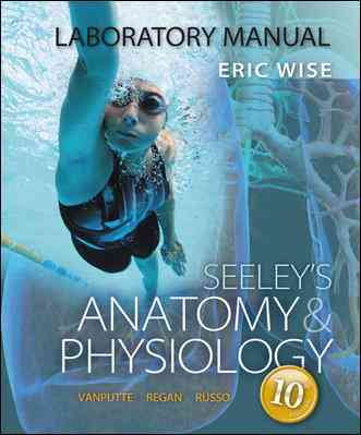 McGraw-Hill Science/Engineering/Math Laboratory Manual for Anatomy & Physiology (10th Edition) by Wise, Eric [Spiral] at Sears.com